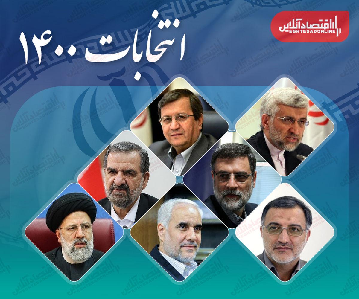 امکان رایگیری انتخابات ریاست جمهوری ایران در ۲۴ ایالت آمریکا