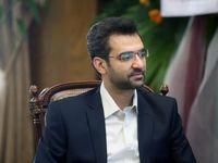 وزیرارتباطات: دستوری برای بستن تلگرامهای فارسی نرسید