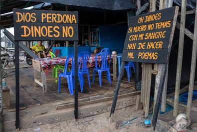 استخراج غیرقانونی طلا در آمازون