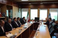 تاکید مدیران عامل بانک ملت و مخابرات ایران بر تقویت همکاریها
