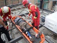 ۱۰۹۳۴حادثه شغلی ضرب خوردگی،سقوط و قطع عضو در سال۹۸ رخ داد