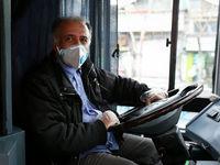 کشتی کرونا با شهروندان بدون ماسک!