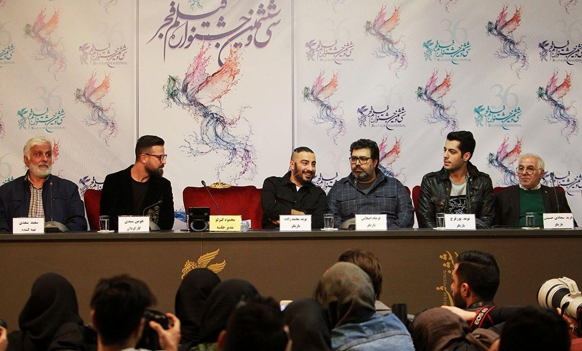 پنجمین روز جشنواره فیلم فجر۹۶