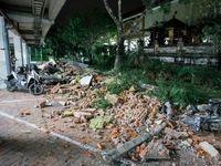 تلفات زلزله اندونزی به 384تن رسید