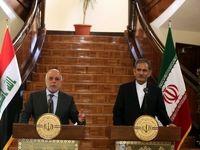 آمادگی ایران و عراق برای حل مشکل ریزگردها/ استفاده از ارز ملی دو کشور در مبادلات تجاری