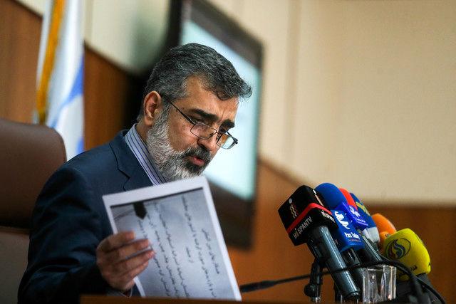 سخنگو سازمان انرژی اتمی: ایران حذف تحریمها را میخواهد +فیلم