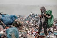 غربالگری کودکان زبالهگرد در حاشیه پایتخت