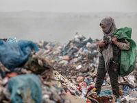 کودکان زبالهگرد نیمی از درآمدشان را باج میدهند