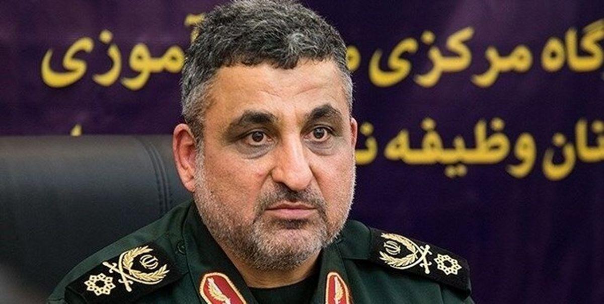 سردار فرحی جانشین وزیر دفاع شد