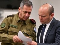هشدار اسراییل درباره گسترش شیوع کرونا