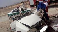 جاده سبزوار غرق در خون شد +عکس