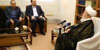 مکارم شیرازی: دولت بخش تولید را دریابد