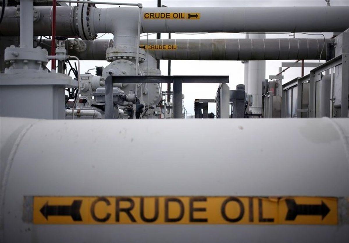تولید نفت آمریکا ۶۶۹ هزار بشکه در روز کاهش یافت
