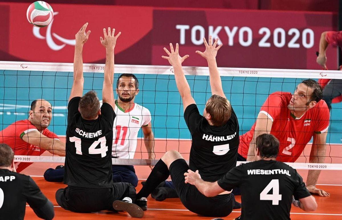 آغاز قدرتمندانه والیبال نشسته؛ آلمان مقهور قدرت ایران