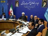 روحانی: دوران تحریم دیر یا زود به سر خواهد آمد/ ما در شرایط صلح قول دادیم و الان شرایط جنگ است