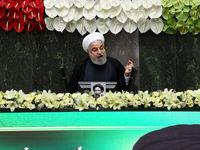 روحانی: دولت و مجلس در بسیاری از زمینهها میتوانند همکاری کنند/ مجلس خانه ملت و از آن ملت ایران است