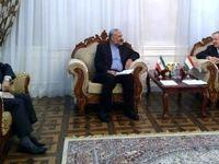 وزیر خارجه تاجیکستان بر تقویت روابط با ایران تاکید کرد