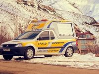 توصیههای امداد خودرو ایران در روزهای برفی