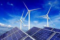 مصرف انرژی تجدیدپذیر در آمریکا رکورد زد