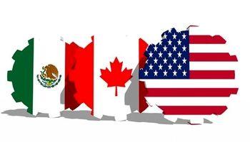 توافق آمریکا، مکزیک و کانادا برای حذف تعرفههای آلومینیوم و فولاد