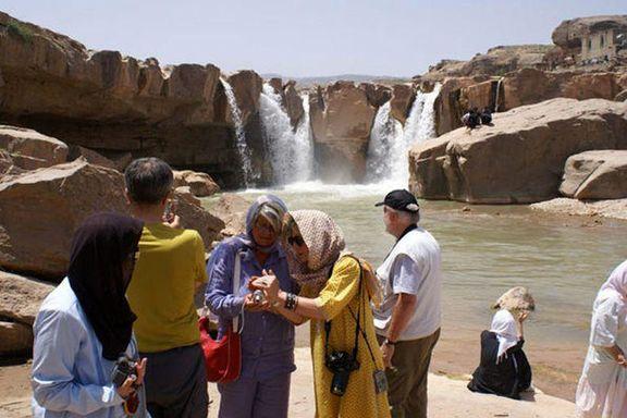 ایران در رتبه دوم سریعترین رشد گردشگری جهان