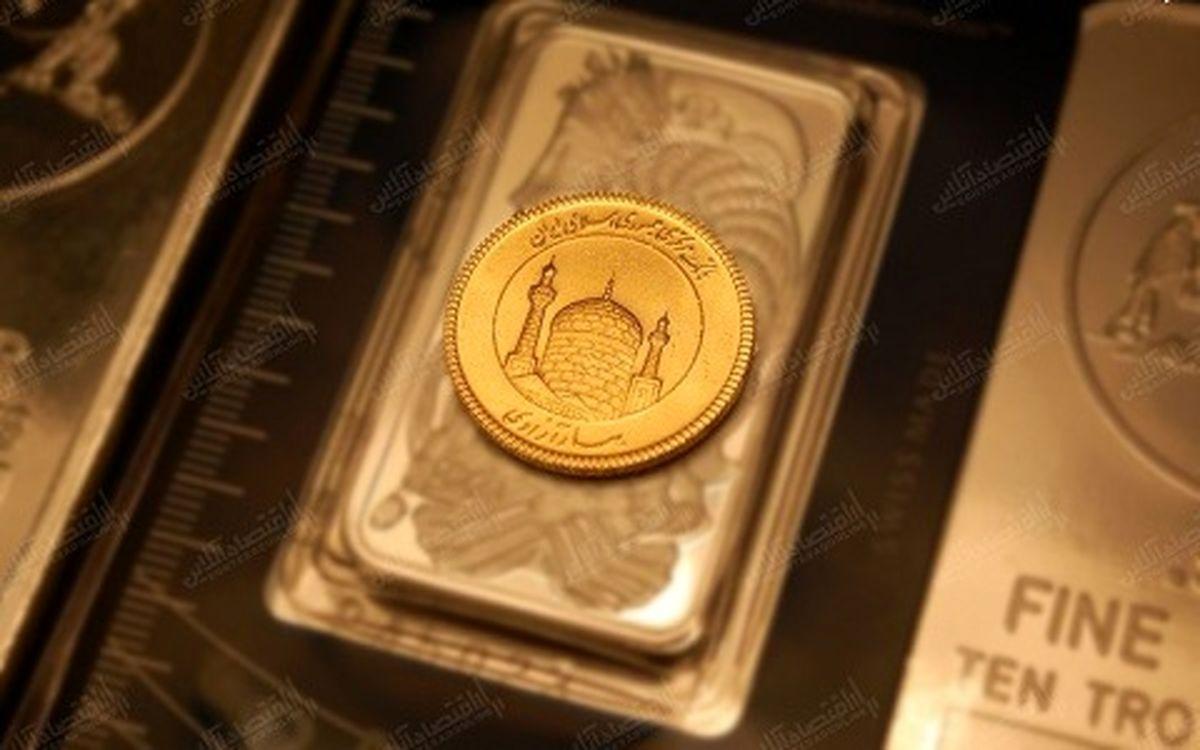 نوسان اندک قیمت طلا/ سکه ۱۱میلیون و ۳۵۰هزار تومان شد