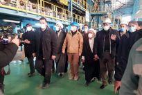 وزارت صمت آمایش سرزمینی را در ایجاد زنجیره فولاد لحاظ کند