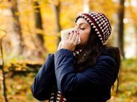 شایعترین بیماریهای پاییزی را بشناسید