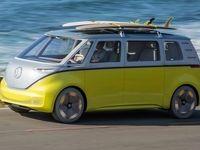 فولکس واگن مدل I.D Buzz را رسماٌ در سال ۲۰۲۲ تولید خواهد کرد! +تصاویر
