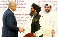 هشدار طالبان درباره شکست توافق با آمریکا