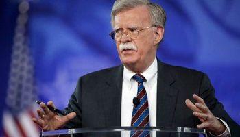 بولتون: گفتوگو با مقامات انگلیس درباره ایران به بعد موکول میشود