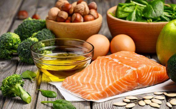 کاهش علائم آسم با خوردن اُمگا۳