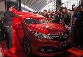 پیش فروش خودروی F۳ در نمایشگاه خودرو مشهد+مشخصات و قیمت