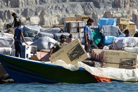 انجام ۶۰درصد قاچاق کالای کشور از مبادی رسمی