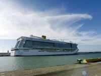 حبس 6هزار مسافر در کشتی به دلیل ویروس کرونا +تصاویر