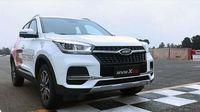فروش اقساطی ام وی ام X55 توسط مدیران خودرو