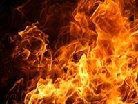 آتش سوزی در ۲شعبه بانکی و اعتباری در اهواز