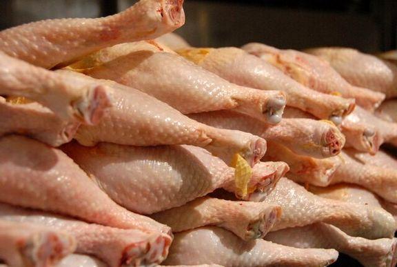 قیمت مرغ در آستانه ورود به کانال ۱۵هزار تومانی