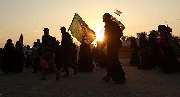 تمهیدات اورژانس برای پیادهروی جاماندگان اربعین