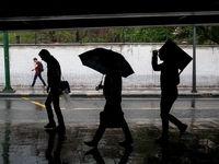پیش بینی باران برای برخی مناطق کشور