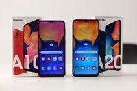 ارتقای دو مدل دیگر از گوشیهای سامسونگ به اندروید ۱۰