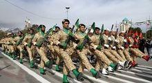 مراسم رژه روز ارتش در استانها +عکس