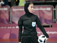 داوران زن ایرانی به فینال جام ملتهای اروپا رسیدند