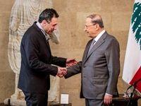 «نزار زکا» لبنان را به مقصد آمریکا ترک کرد