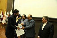 شرکت معدنی و صنعتی گلگهر موفق به دریافت جایزه اهتمام سه ستاره شد