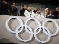 خواهر رهبر کره شمالی در افتتاحیه المپیک زمستانی +تصاویر