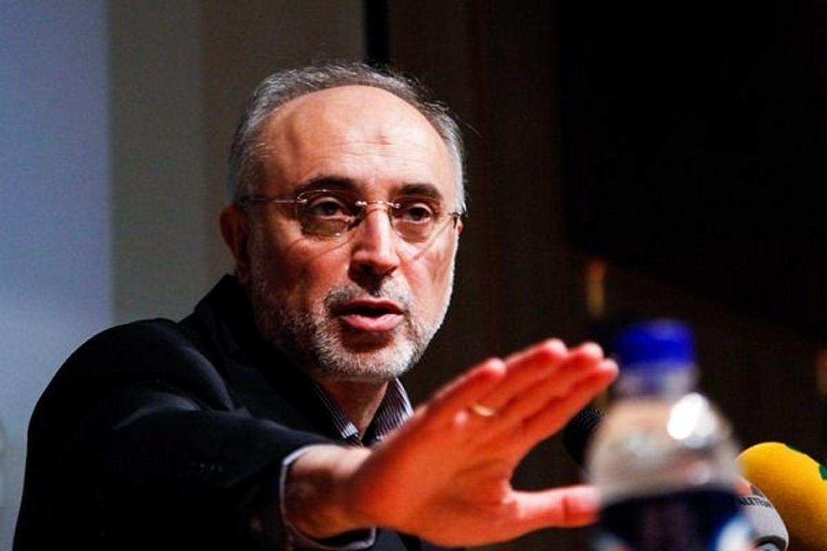 تاکید صالحی بر اجرای قانون اقدام راهبردی