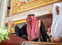 شاه سعودی خواستار اتحاد در برابر ایران شد