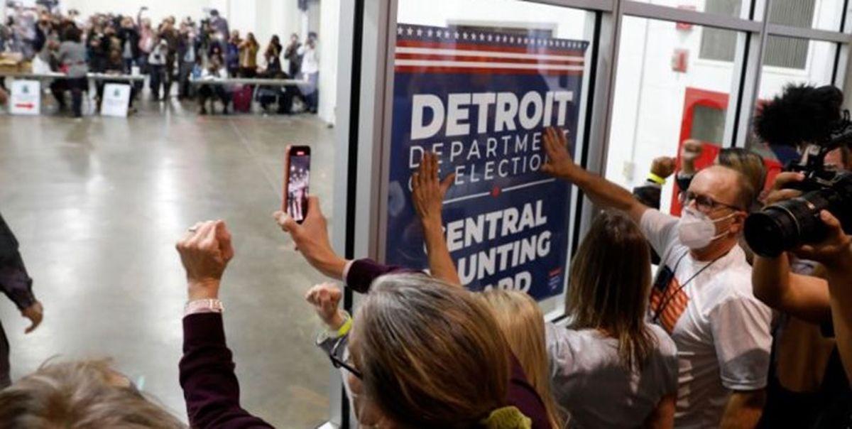 اخبار انتخابات آمریکا بعد از گذشت ۴۰ساعت از پایان رایگیری