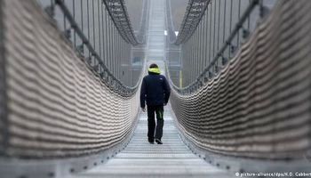 افتتاح طولانیترین پل معلق جهان در آلمان +عکس
